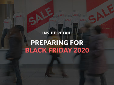 Preparing for Black Friday 2020