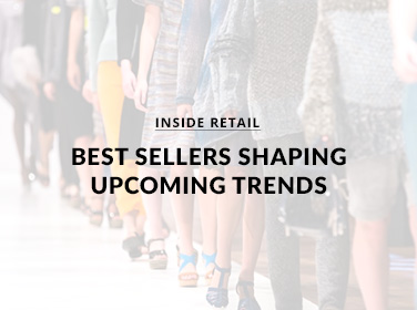 Best Sellers Shaping Upcoming Trends