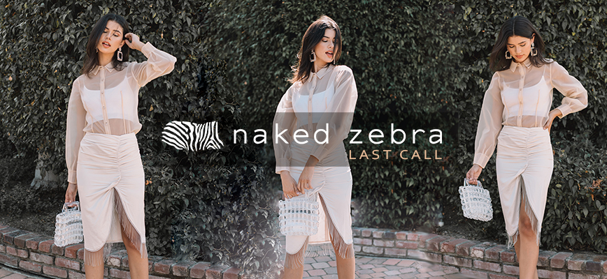 Naked Zebra Last Call