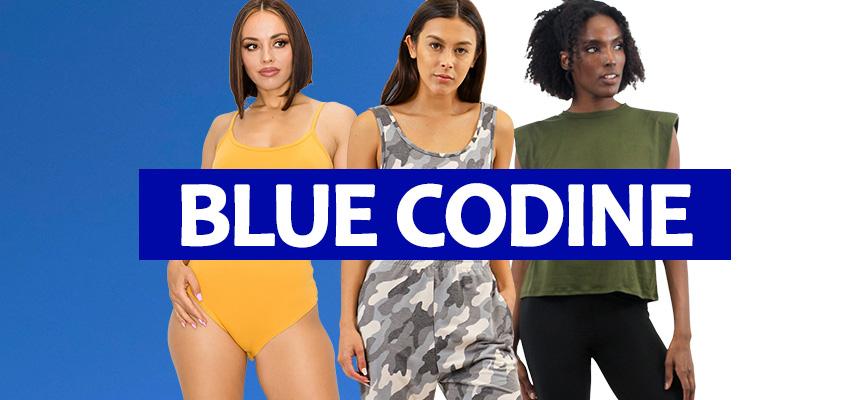Blue Codine