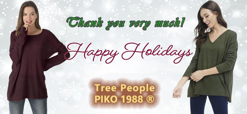 Tree People Piko 1988